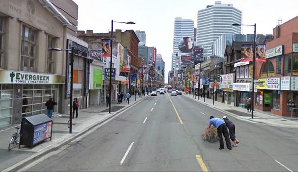 Nuit Blanche 2011 Toronto