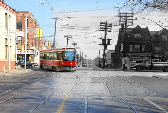 Dundas Broadview Toronto