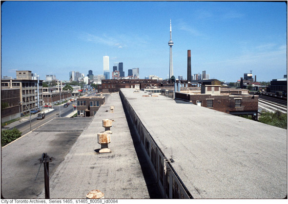 King West 1980s