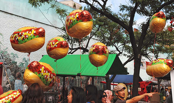 BuskerFest Toronto 2011