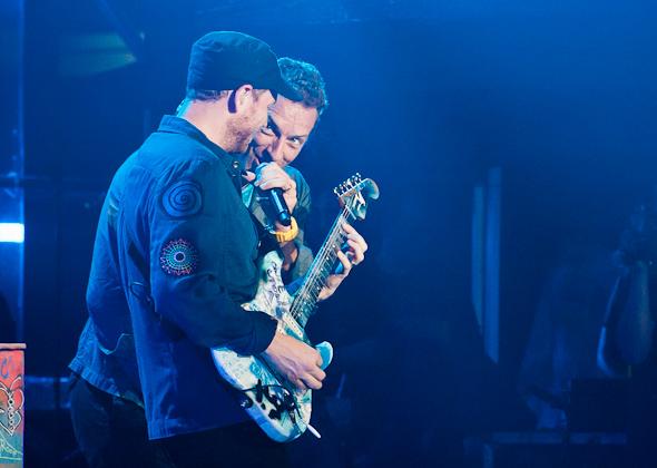 Coldplay Live Toronto