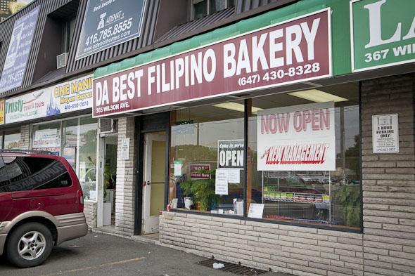 Da Best Filipino Bakery