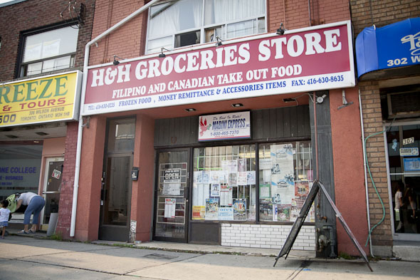 hh grocery toronto