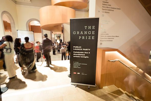 Grange, Photography, Prize