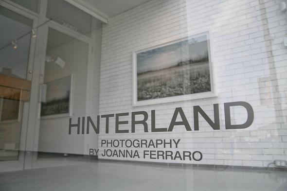 Joanna Ferraro Hinterland