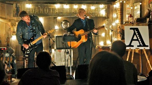 Paul Kelly at The Dakota in Toronto