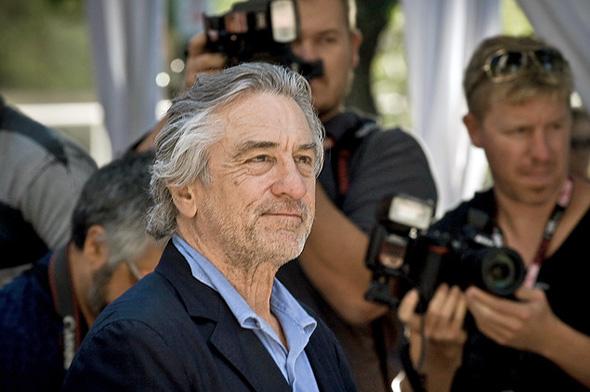 Robert De Niro TIFF Toronto