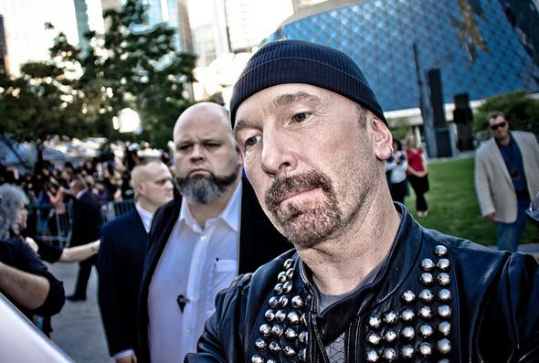 U2 TIFF Toronto