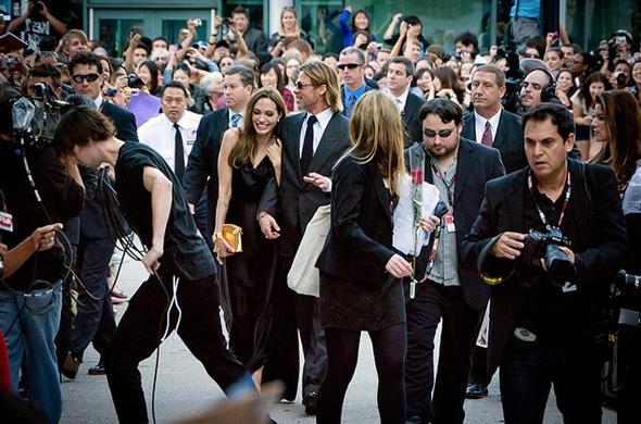 Brad Pitt TIFF Toronto