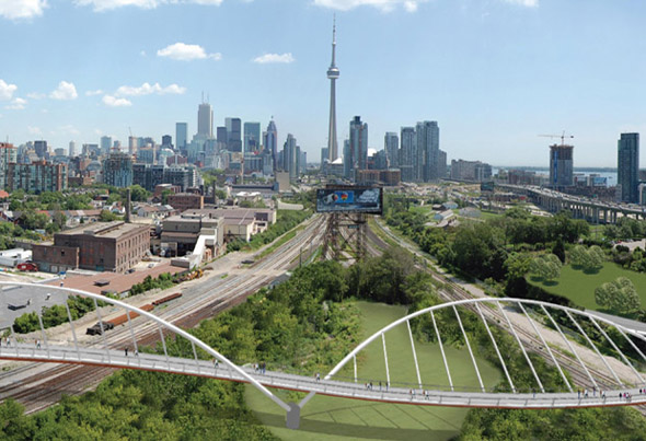 Fort York Bridge