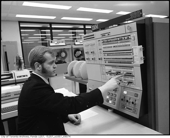 Vintage Computers Toronto