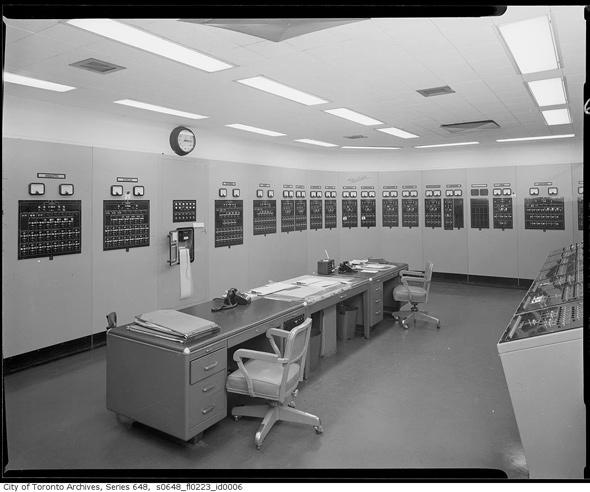 Control Room TTC