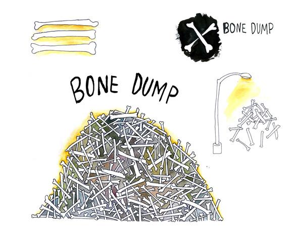 Bone Dump Nuit Blanche
