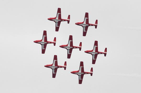 Snowbirds Air Show