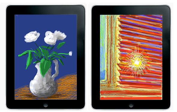 David Hockney Show Toronto