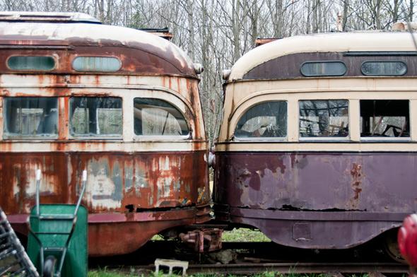 Halton County Radial Railway Museum