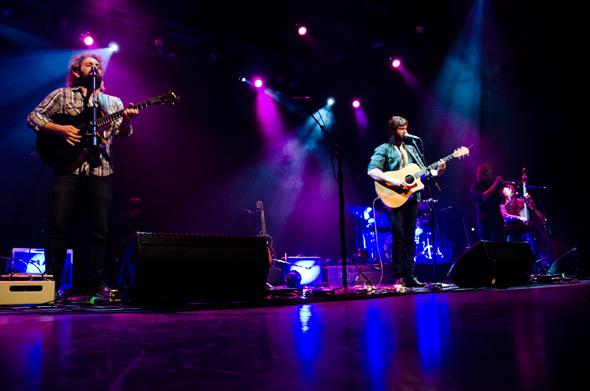 Dan Mangan Live Toronto