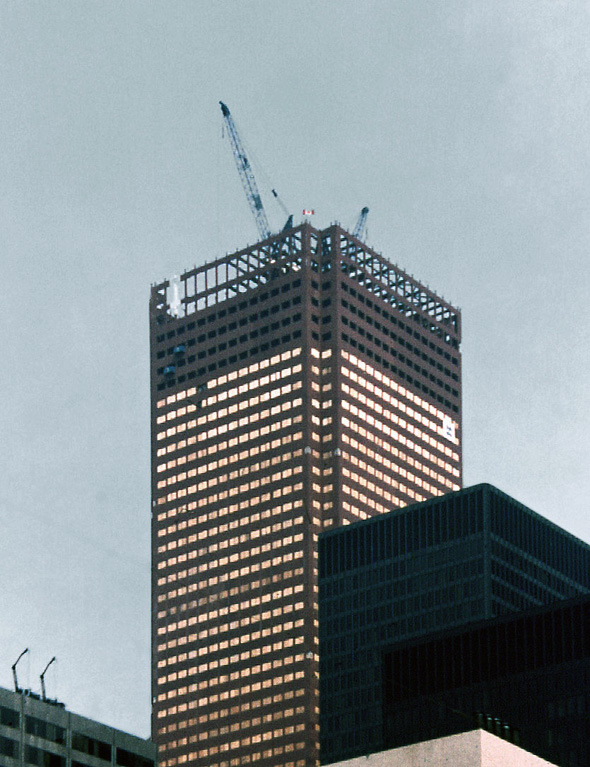 The Changing Face Of First Canadian Place