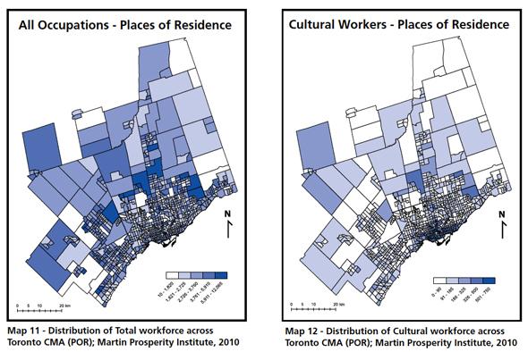 Cultural Workforce Toronto