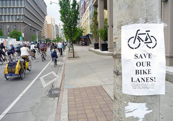 Save Jarvis Bike Lane