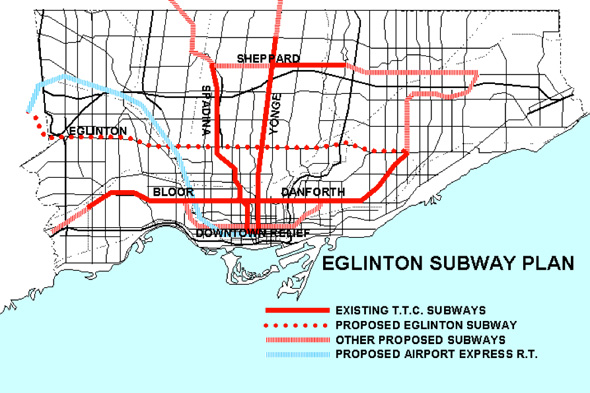 Eglinton Subway