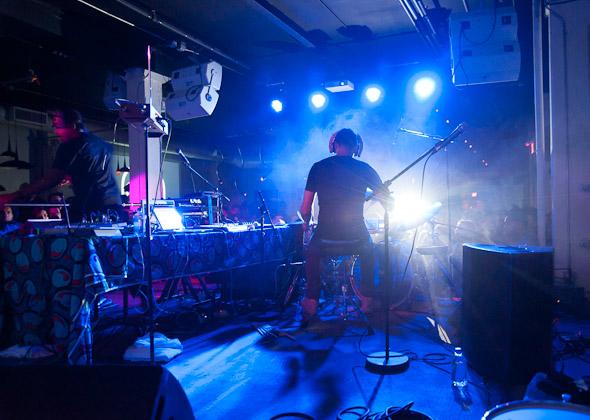 SBTRKT live Toronto