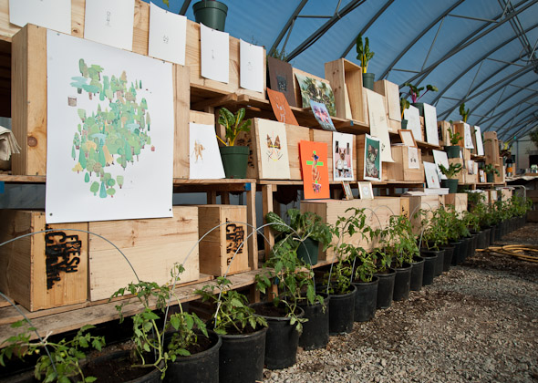 Greenhouse Gallery Toronto
