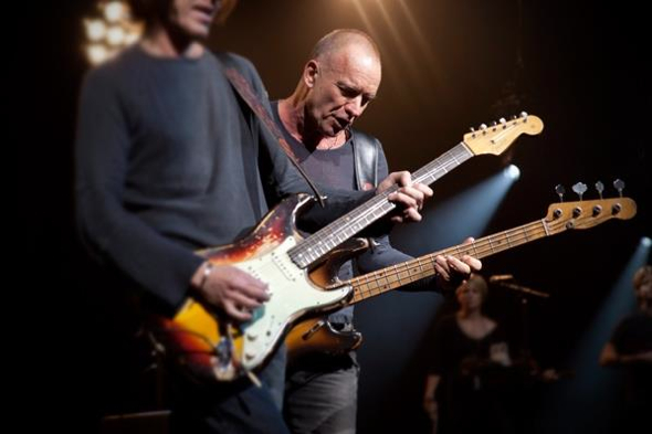 Sting at Massey Hall