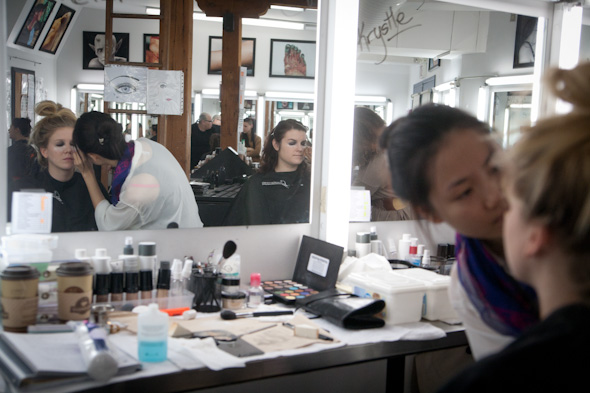 Make-up artist Toronto