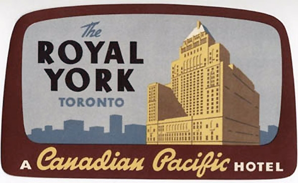 royal york toronto