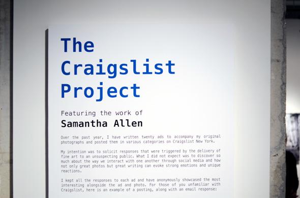 Craigslist Project
