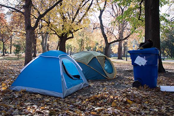 Occupy Toronto Queen's Park
