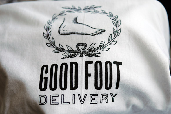 Good Foot Delivery