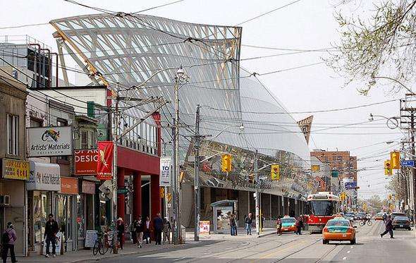 Dundas West Toronto