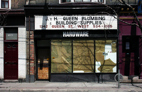Queen West Kevin Steele
