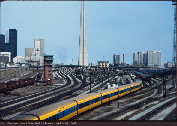 railway lands toronto