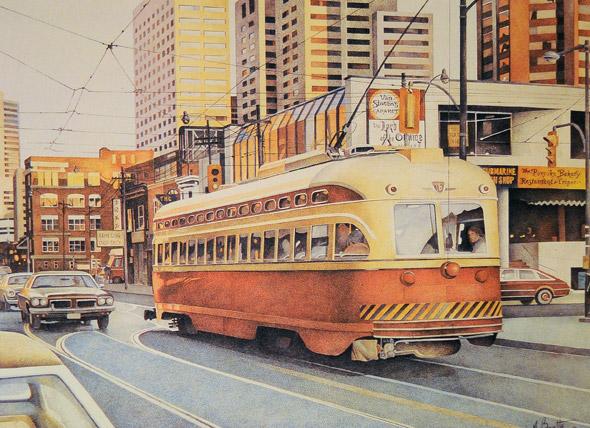 Toronto History Painting