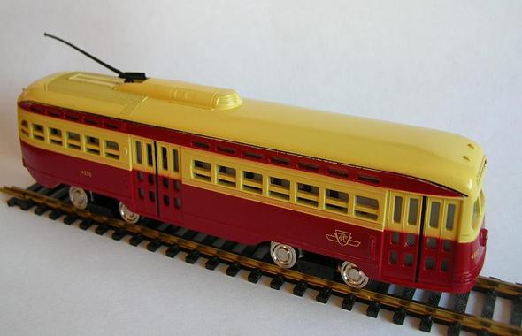 Model TTC Streetcar