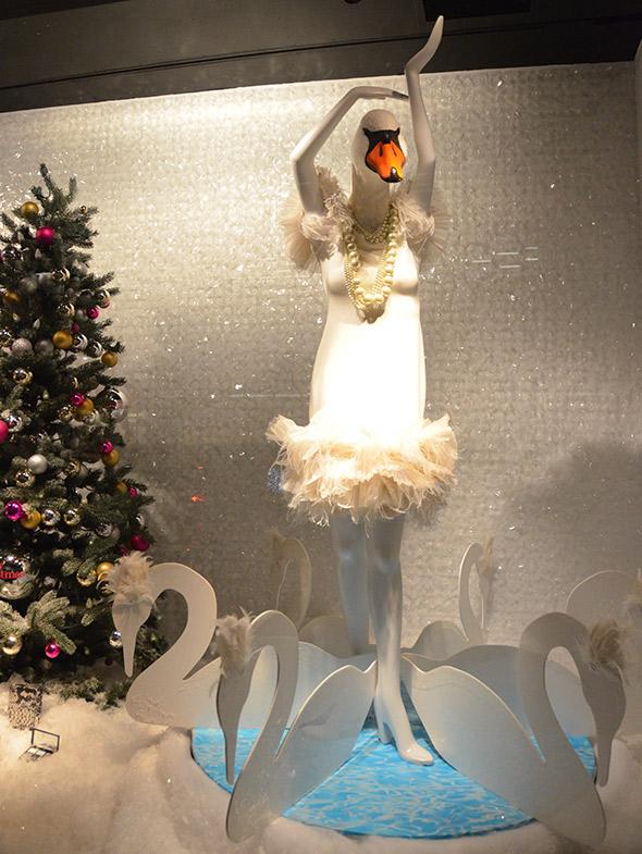 Christmas Window Display Toronto