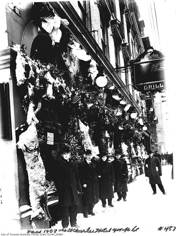 vintage Christmas Toronto