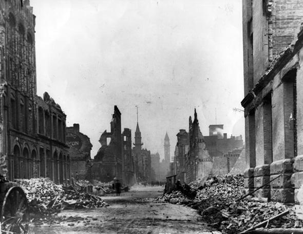 Toronto history fire 1904