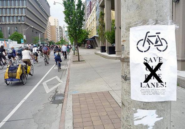 Jarvis Bike Lanes