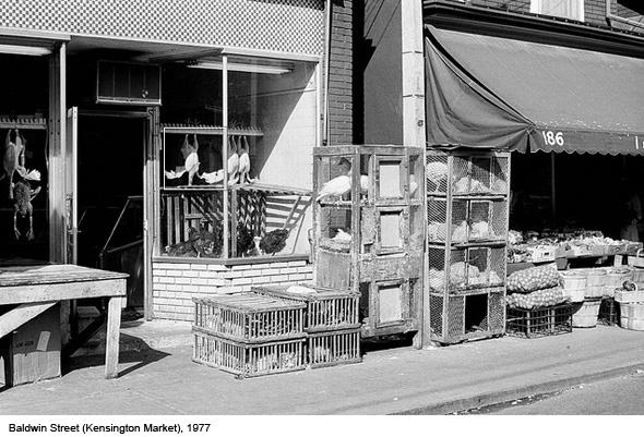 Kensington Market 1970s