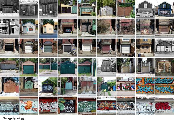 Toronto Garage typology