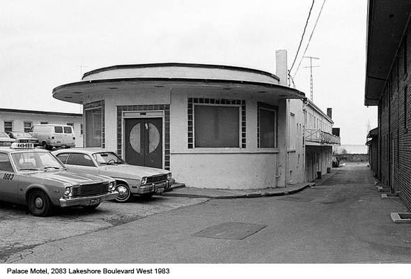 Motel Toronto Lakeshore