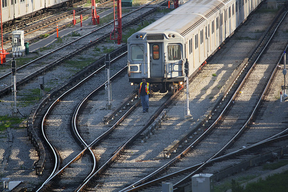 TTC H4 Subway Train