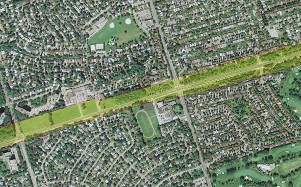 Eglinton Avenue West