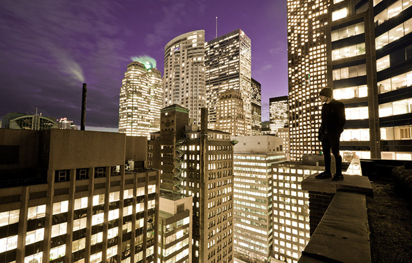 Toronto Rooftopping Gets Some Time In The Spotlight