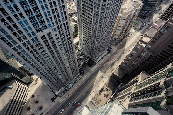 Rooftopping Toronto Tom Ryaboi