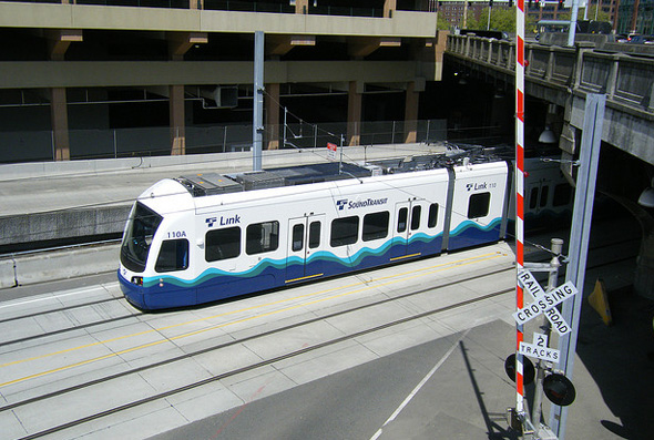 Seattle LRT